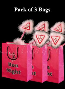 Hen Night Goodies Bags