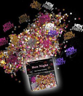 Hen Night Confetti