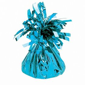 Baby Blue Foil Balloon Weight