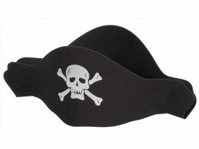 Pirate Hat Flat Foam