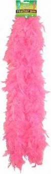 Baby Pink Feather Boa