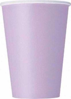 Lavender Cups pk14