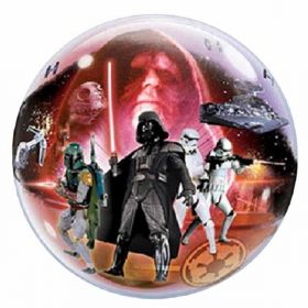 Star Wars Bubble Balloon 22''