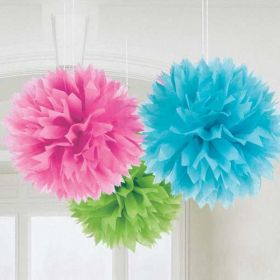 Fluffy Decorations pk3