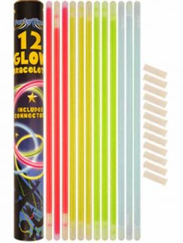 Glow Bracelets - Make 12 Glow Bracelets