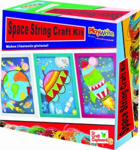 Space Art Paperstring Set