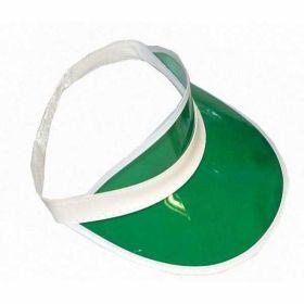 Visor Green Hat