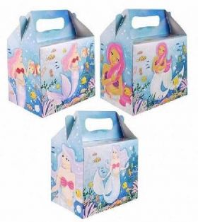 Mermaids Party Box