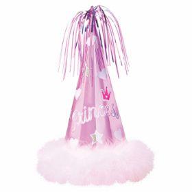 Foil Princess Cone Hat