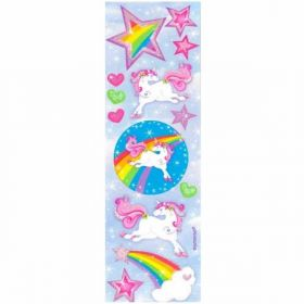 Unicorn Magic Sticker Strip