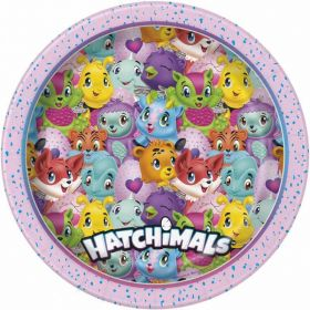 Hatchimals Plates