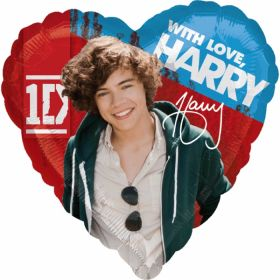 One Direction 1D Harry Foil Party Balloon