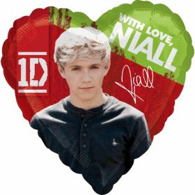One Direction 1D Niall Foil Party Balloon