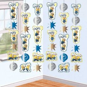 Minions Party String Decoration