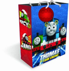 Thomas The Tank Engine Gift Bag