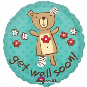 Get Well Soon Foil Balloon