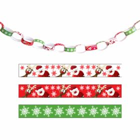 Christmas Paper Chains 20cm