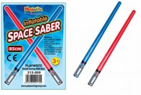 Inflatable Space Saber