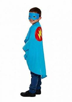 Blue Super Hero Costume - Child Size