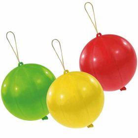 Punchballs Latex Balloons pk3