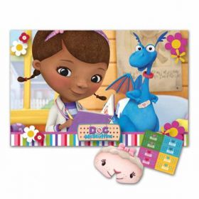 Doc McStuffins Stick the Plaster Game
