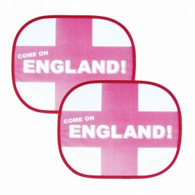 England Day Car Shades Pk2