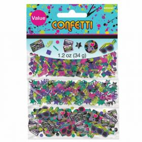 Totally 80s Confetti