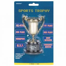 Customisable Trophy