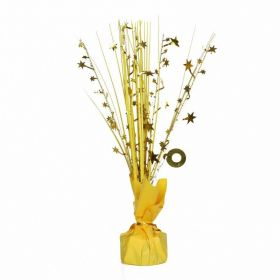 Sunshine Yellow Spray Centrepiece Balloon Weight