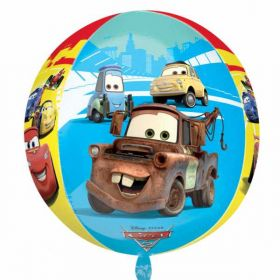 Disney Cars Orbz Foil Balloon