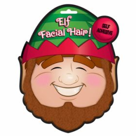 Elf Facial Hair Set