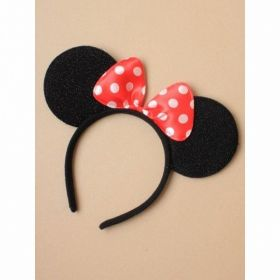 Black Mouse Ears