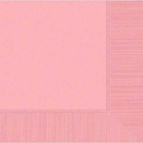 Baby Pink Luncheon Napkins 50pk