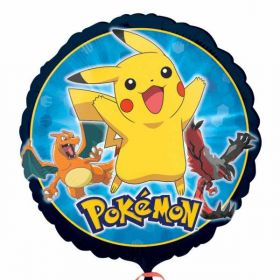 Pokémon Standard Foil Balloon 18''