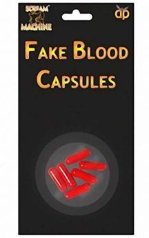 Fake Blood Capsules pk6