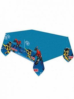 Transformers Robots in Disguise Plastic Party Tablecover