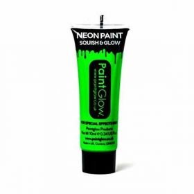 Neon UV Face & Body Paint - Neon Green