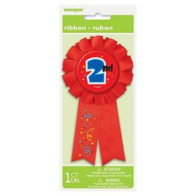 Award Ribbon 2nd