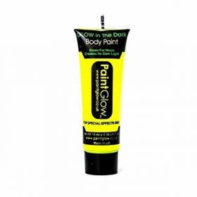 Glow in the Dark Face & Body Paint - Neon Yellow
