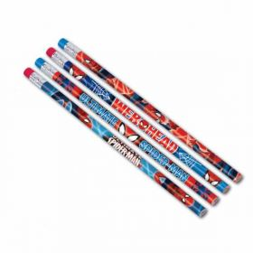 Ultimate Spiderman Pencils, pk12