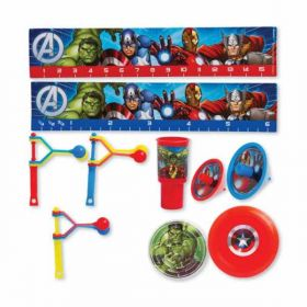 Avengers Value Party Bag Fillers Pack