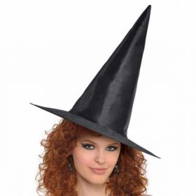 Adults Classic Halloween Witch Hat
