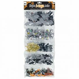 Mega Mix Favours Creepy Crawlies