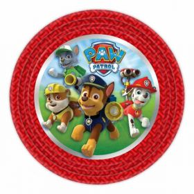 Paw Patrol Party Plates pk8