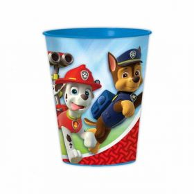 Paw Patrol Plastic Favour Cup