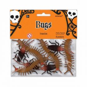 Bugs Favours Small Pack pk8
