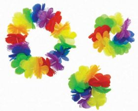 Hawaiian Rainbow Accessory pk3