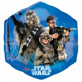 Star Wars Episode VII Supershape Balloon 23''
