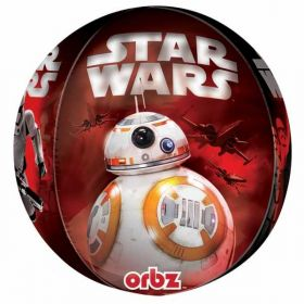 Star Wars Episode VII Orbz Foil Balloon 15''