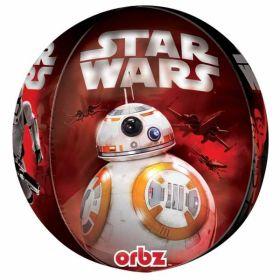 Star Wars Episode VII Orbz Foil Balloon 15''